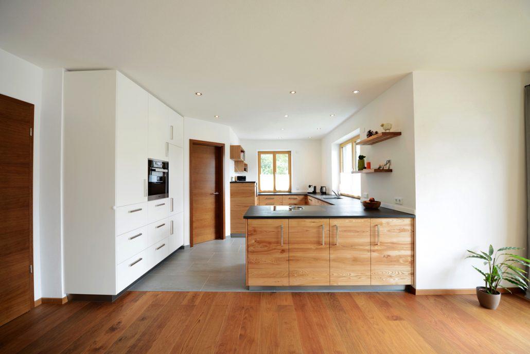 Massivholzküche massivholzküche stefan dosch holzraum