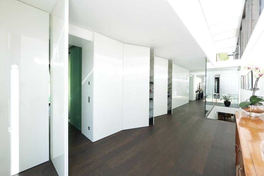 privathaus l stefan dosch holzraum. Black Bedroom Furniture Sets. Home Design Ideas