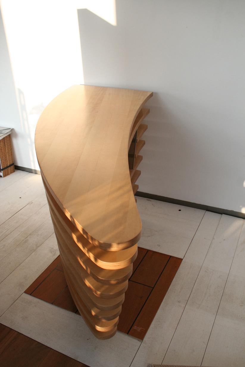 Ausstellungstheke